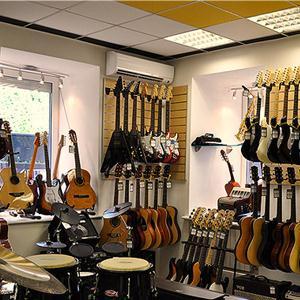 Музыкальные магазины Михайлова
