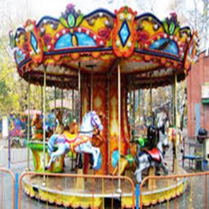 Парки культуры и отдыха Михайлова
