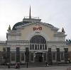 Железнодорожные вокзалы в Михайлове