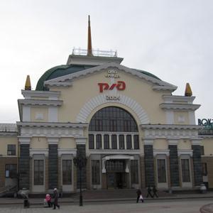 Железнодорожные вокзалы Михайлова